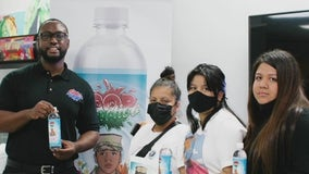 Local company honoring Vanessa Guillen with her own alkaline bottled water