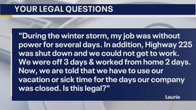 Your Legal Questions: Company closed; insurance payment; smoking