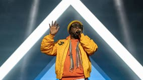 Black Eyed Peas frontman Will.i.am launches high-tech face covering