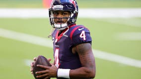 Nike suspends sponsorship of Houston Texans QB Deshaun Watson amid allegations