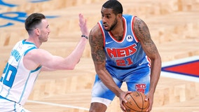Brooklyn Nets' LaMarcus Aldridge retires at 35 due to heart condition
