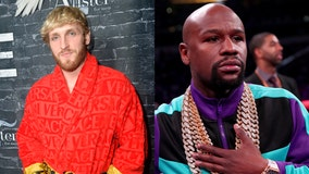 Floyd Mayweather will fight Logan Paul in an exhibition match on June 6