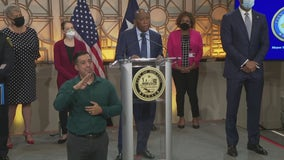 Houston mayor announces implementation of police reform recommendations