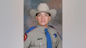 DPS Trooper released from the hospital after being shot while pursuing Bryan, Texas mass shooting suspect