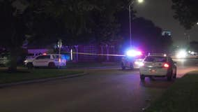 2 men injured after shots fired from car in northwest Harris County