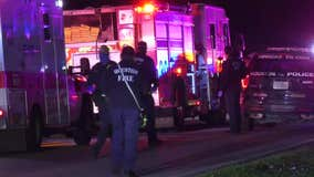 2 fatally shot, 3 wounded in north Houston