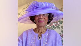 Stylish 82-year-old woman inspires the internet with virtual church outfits