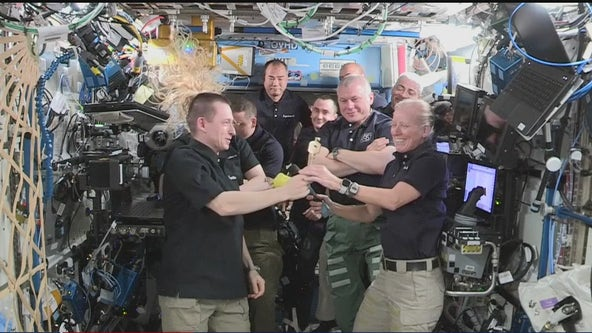 Westbury High School alumni becomes Commander of the International Space Station