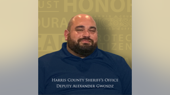 Harris County Sheriff's Office deputy dies from COVID-19 complications