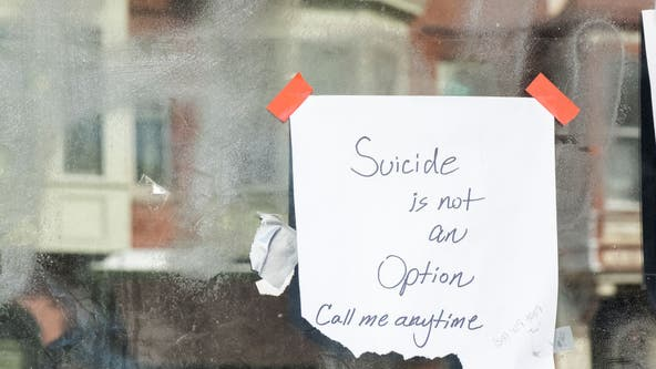 US suicides fell nearly 6% in 2020 defying COVID-19 pandemic expectations