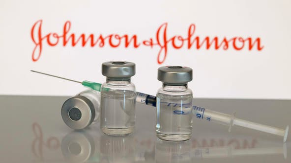 Harris County resumes vaccinating people with Johnson & Johnson COVID-19 vaccine
