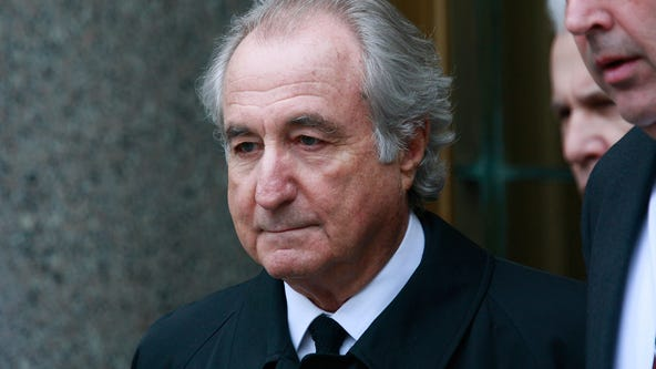Ponzi schemer Bernie Madoff dies in prison at 82