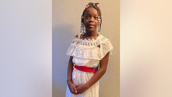 Missing 9-year-old girl last seen in west Houston
