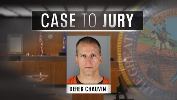 Derek Chauvin trial: Case in hands of jury, deliberations begin