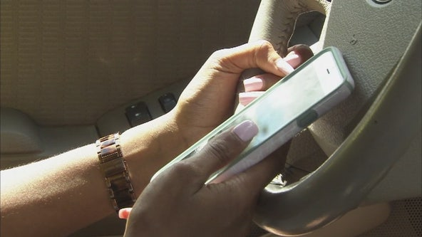 TxDOT reminding Texans to put phones down while driving
