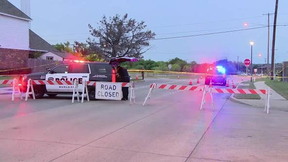 Burleson police officer shot multiple times during traffic stop