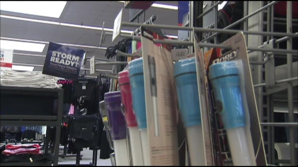 Emergency Preparation Supplies Sales Tax Holiday in Texas this weekend