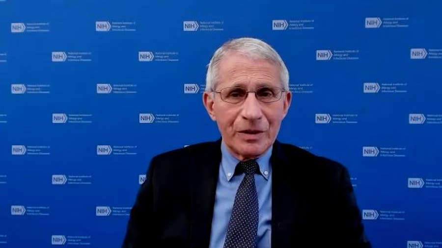 Dr. Fauci says COVID-19 pandemic exposed 'undeniable effects of racism'