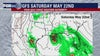 Officials warn of possible tropical system in the Gulf of Mexico late next week