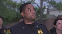 RAW: Pearland Police News Conference