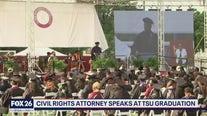 Ben Crump ignites TSU graduates