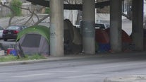 Texas bill aims to fine homeless population living in tent cities