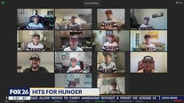 Hits for Hunger raising money for Montgomery County Food Bank