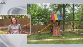 Group home gets backyard makeover thanks to Champion Project