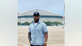 'I live in Houston now:' 50 Cent makes the jump to Space City