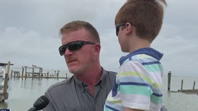3 survivors, including 5-year-old boy rescued by good Samaritans in Galveston