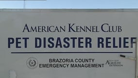 AKC Pet Disaster Relief trailer donated to Brazoria County OEM