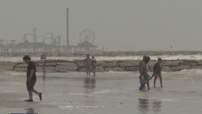 Galveston Island Beach Patrol reminds beachgoers about safety
