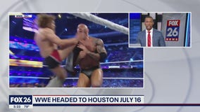 WWE Smackdown is coming to Houston!