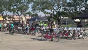 A WOW moment to relieve stress for Milby High School students
