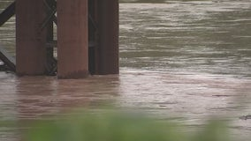 Recent storms have Fort Bend Co. officials keeping close eye on the Brazos River