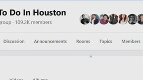 Local Facebook page made just for Houstonians