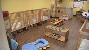 AAMA's Early Childhood Center helps parents get back to work with low-cost or free childcare