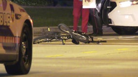 Recent high school graduate dies in north Harris Co. bicycle crash