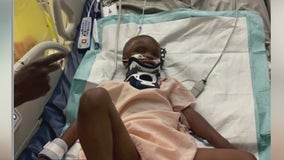 Parents of 4-year-old girl hit with a stray bullet in North Houston suing apartment complex