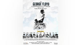 George Floyd commemorative concert to be held Sunday