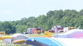 At least one person dead following plane crash in Pearland, officials say