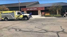 6th-grade girl shoots 3 at Idaho school before being disarmed by teacher, authorities say