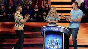 Jamie Foxx, daughter reveal contestants will have chance to win up to $2 million on Season 4 of 'Beat Shazam'