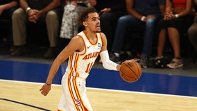 Knicks ban fan seen spitting on Atlanta Hawks player Trae Young at MSG