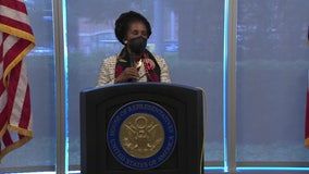 Congresswoman Sheila Jackson Lee to propose 'mercy ship' to help India's rampant COVID-19 surge