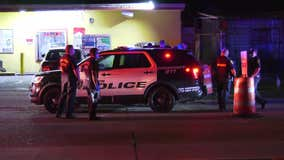 Man shot and killed in front of store in north Houston
