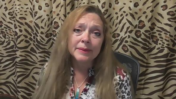 "Houston's 'roaming tiger' still missing, Carole Baskin from ""Tiger King"" responds"