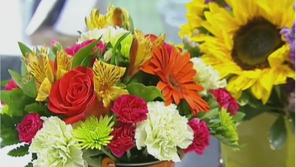 Event planner gives tips on dealing with the worldwide flower shortage