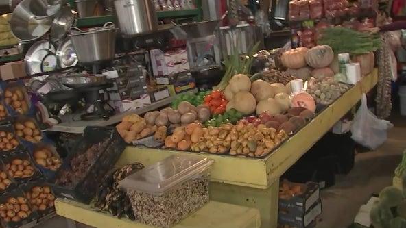 Houston Farmers Market back open after major revamp