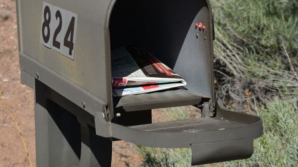 USPS asking homeowners to inspect, repair mailboxes